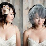 Accessoires cheveux mariée