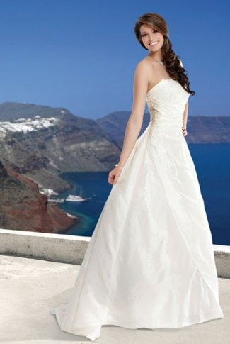 Robe mariée france
