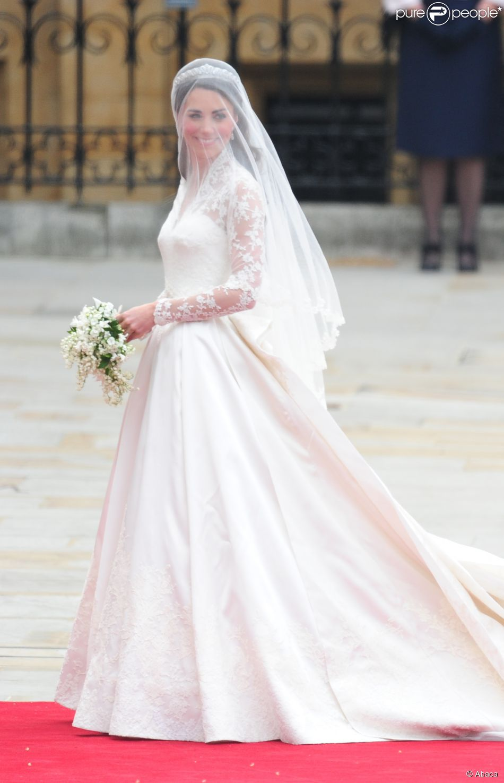 Les robes des mariages