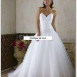 Robe de mariée et prix