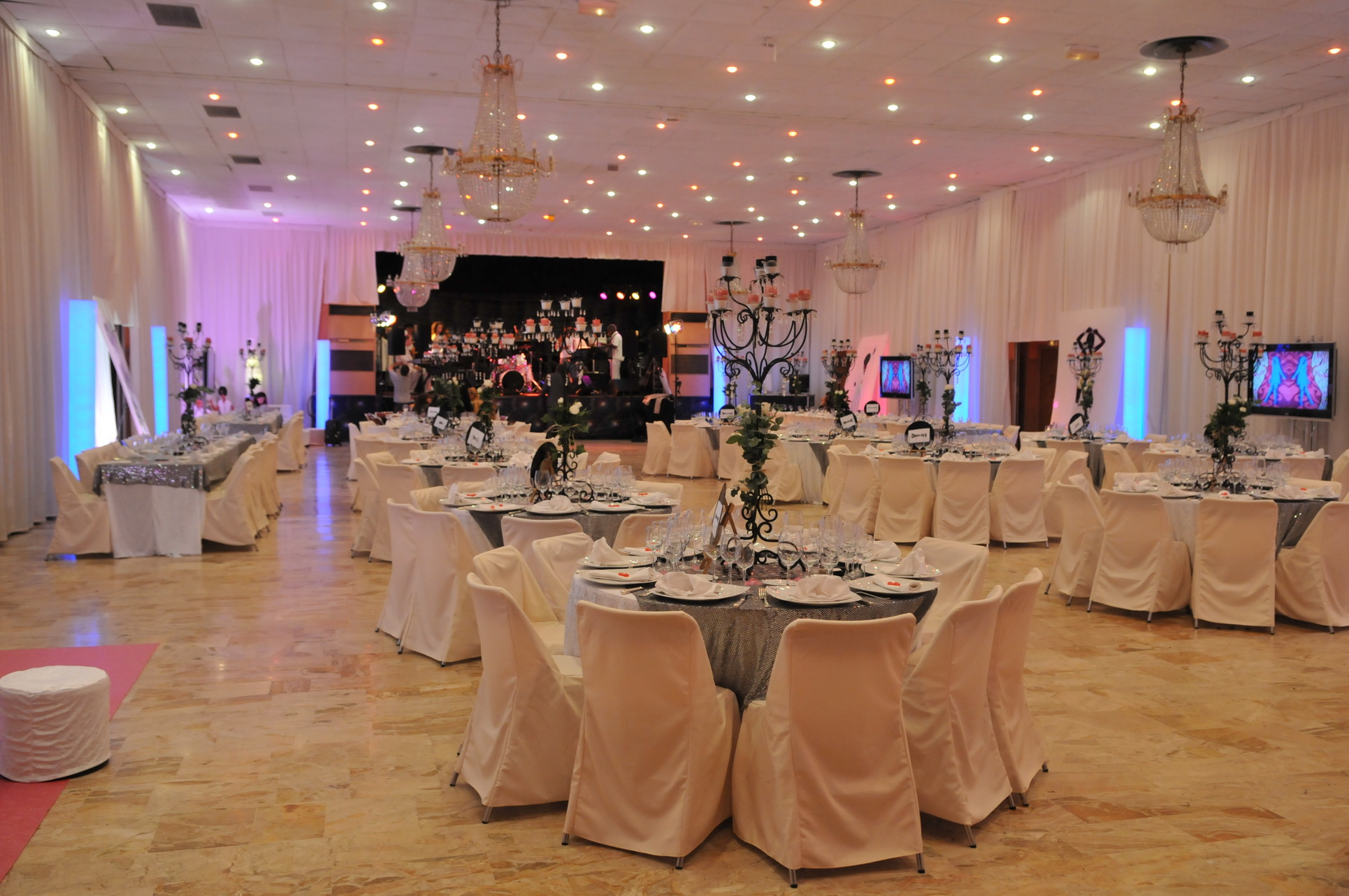 salle mariage chateau le mariage
