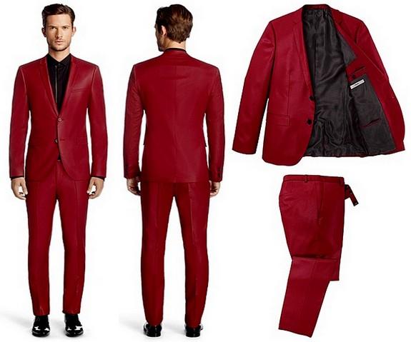 costume homme rouge le mariage. Black Bedroom Furniture Sets. Home Design Ideas