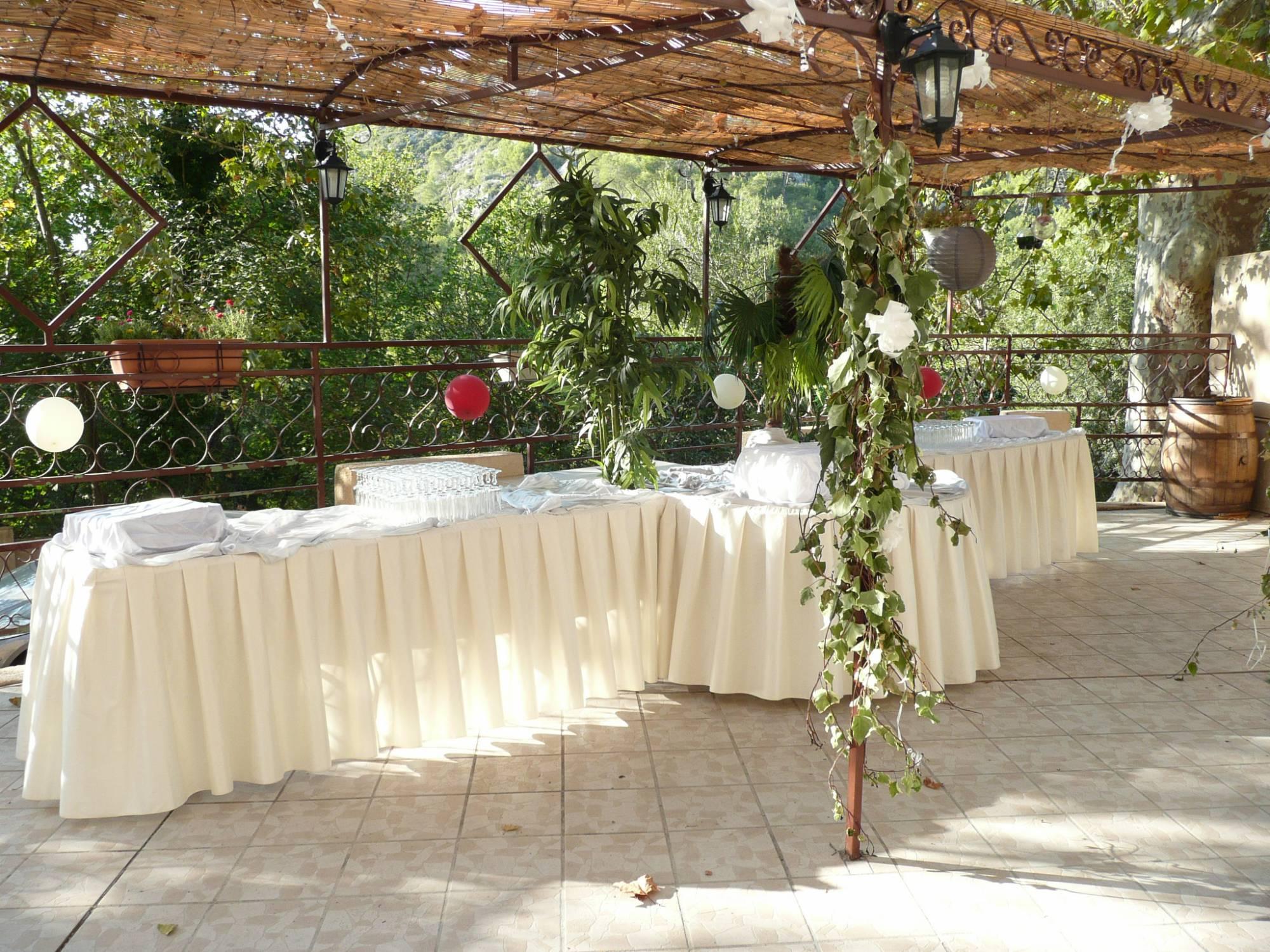 Salle pour reception de mariage le mariage - Decoration salle de reception pour mariage ...