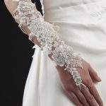 Mitaine mariée