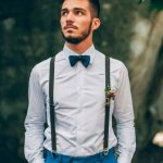 Costume mariage barbes