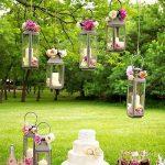 Decoration pour mariage exterieur