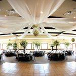 Deco mariage plafond