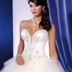 Modele robe de mariée 2016