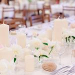 Tables de mariage decoration