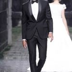 Costume pour mariage homme
