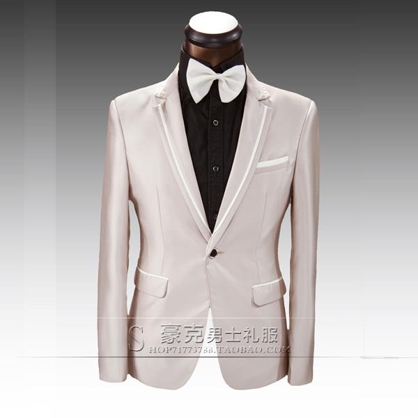 Costume mariage en lin le mariage for Veste de mariage