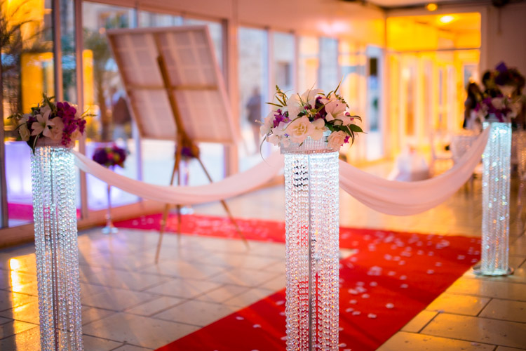 Fabuleux Entree mariage salle reception - Le mariage VO06