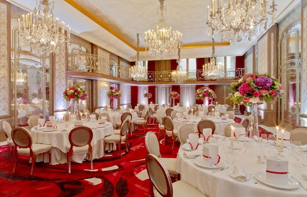 Favori Salle de mariage de luxe - Le mariage SQ59