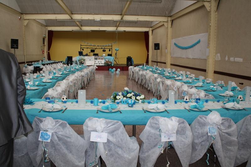 Deco mariage turquoise et blanc le mariage for Deco bleu turquoise et blanc