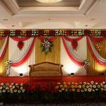 Decoration reception