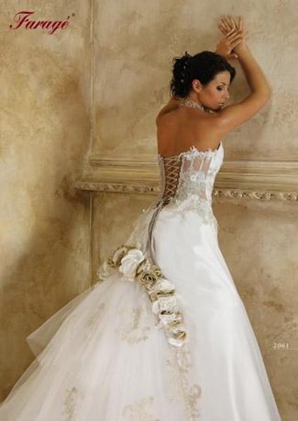 059867ca47c Robe de mariée en france - Le mariage