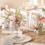 Idée déco table de mariage