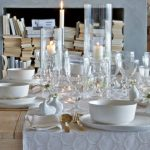 Decoration de mariage table