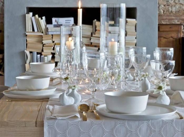 deco table pour mariage - le mariage