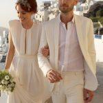 Costume homme en lin mariage