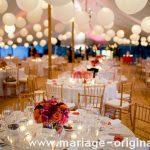 Boule deco mariage