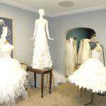 Magasin de robes de mariée