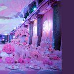Salle de mariage luxe