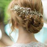 Accessoire chignon mariage