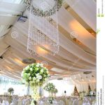 Salle mariage luxe