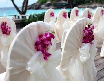 Accessoires deco mariage le mariage - Deco de table mariage a faire sois meme ...