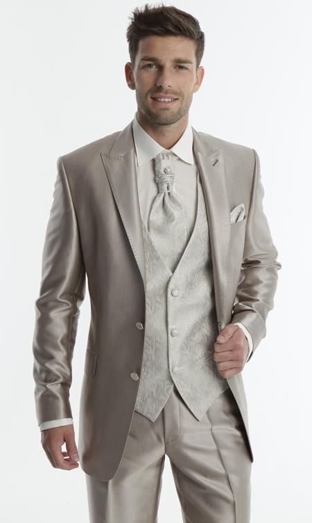 costumes hommes mariage gris. Black Bedroom Furniture Sets. Home Design Ideas