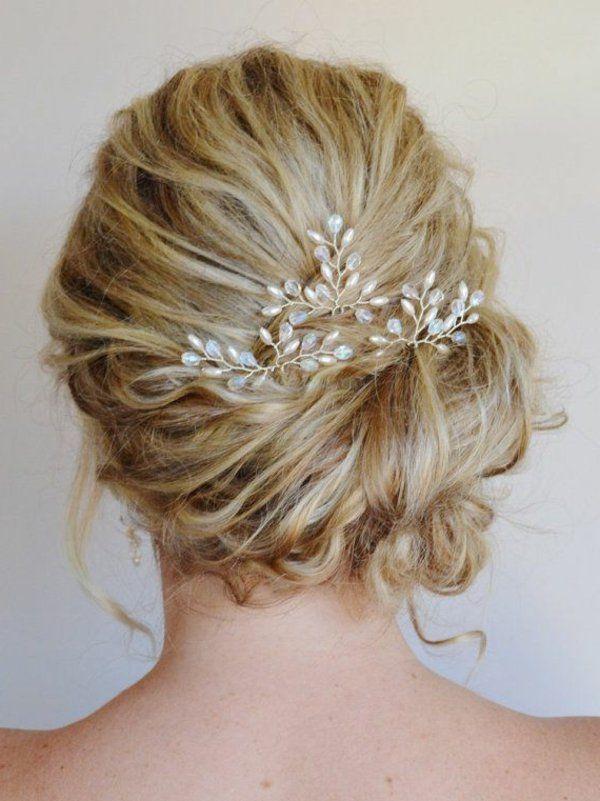 Decoration de cheveux pour mariage le mariage for Accessoire deco pas cher