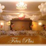 Decoration de salle des fetes pour mariage