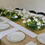 Deco table anniversaire mariage