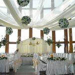 Décoration salle de mariage pas cher