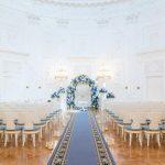 Salle de ceremonie de mariage