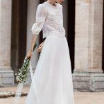 Robe de mariée pour hiver