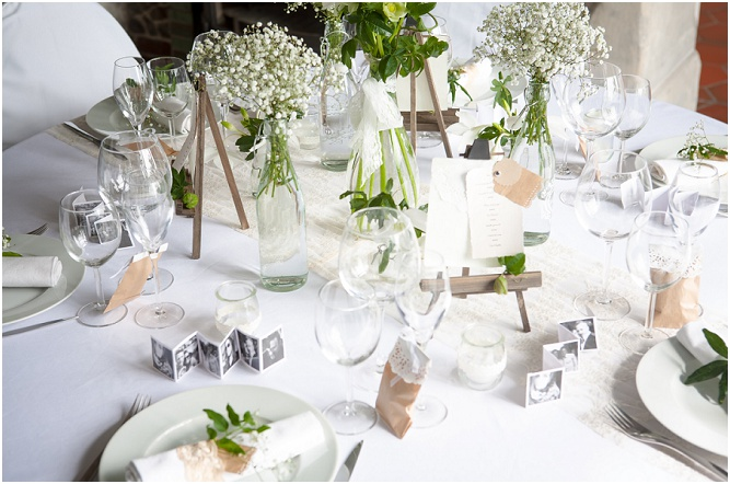 Table deco mariage le mariage - Decoration de table de mariage ...