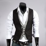 Costume fashion homme