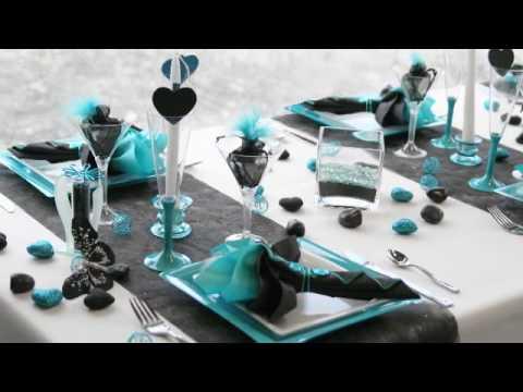 Idee decoration pour fiancaille le mariage - Deco table anniversaire homme ...