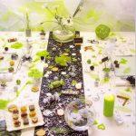 Deco de table mariage original