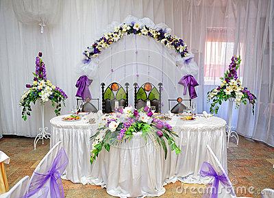 decoration table des mari s le mariage. Black Bedroom Furniture Sets. Home Design Ideas
