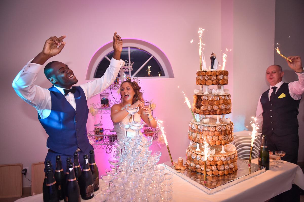 Organisation réception mariage