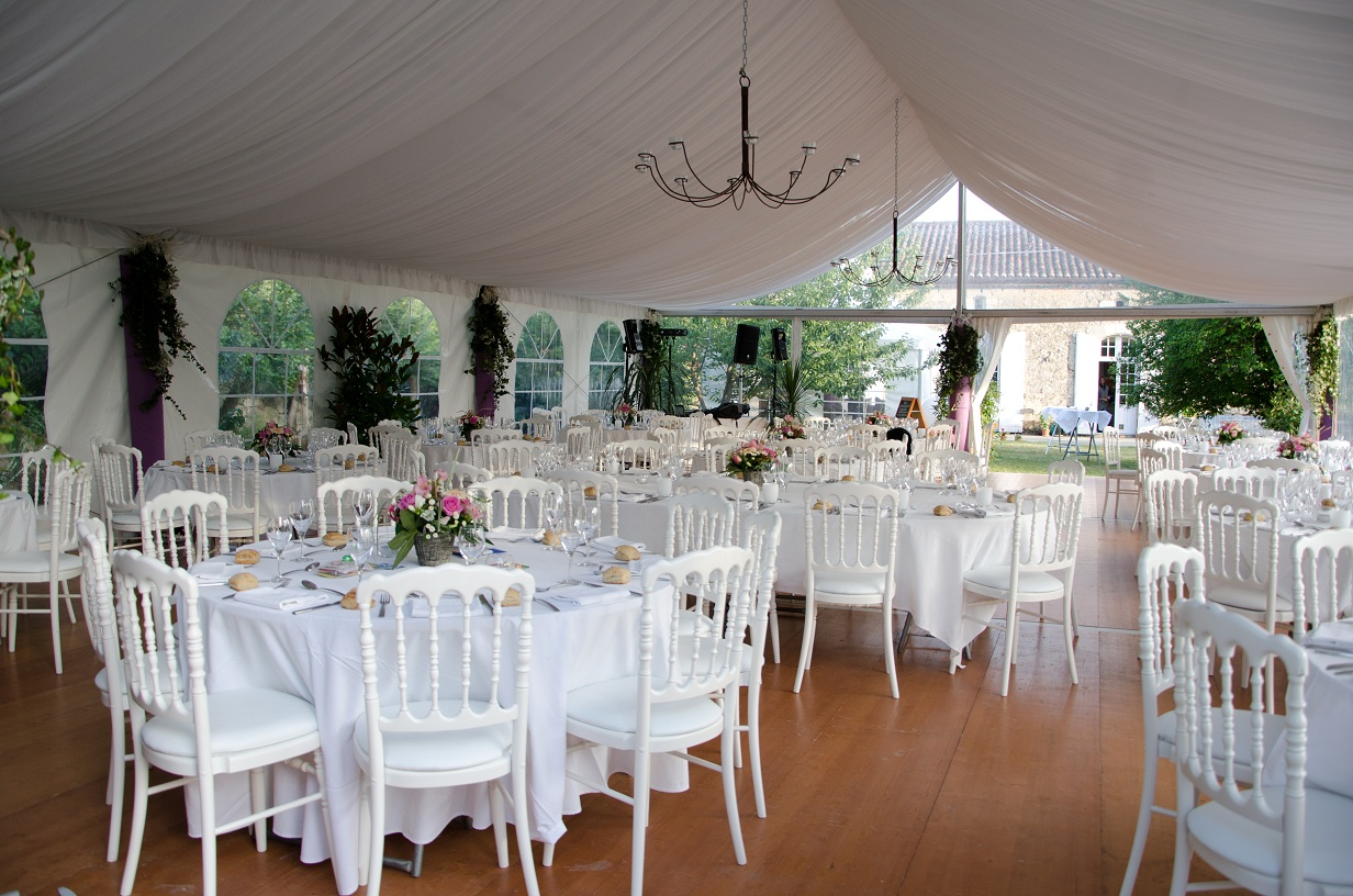 Exceptionnel Location reception mariage - Le mariage YE22