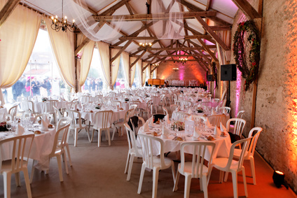 Mariage location salle