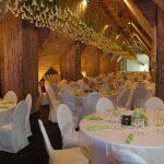 Prix moyen location salle mariage