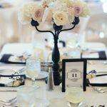 Chandelier deco mariage