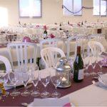 Salle de reception de mariage