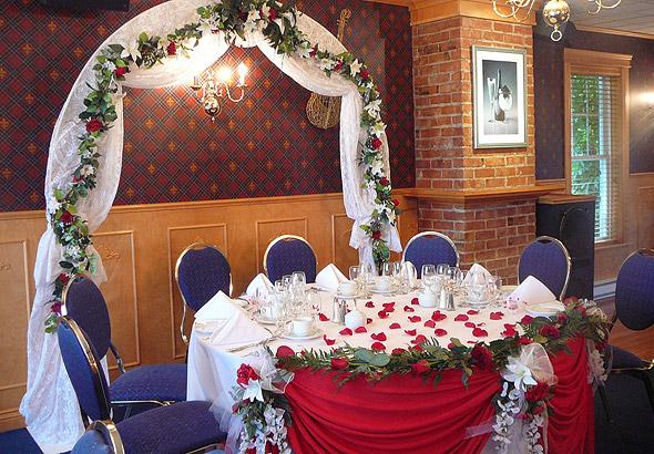 Decoration reception mariage le mariage - Decoration salle de reception pour mariage ...
