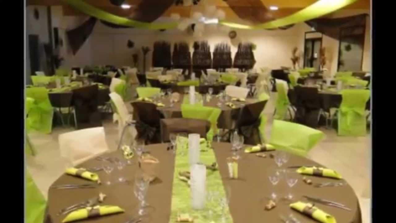 Idee decoration de salle de mariage le mariage - Idee deco salle de mariage ...